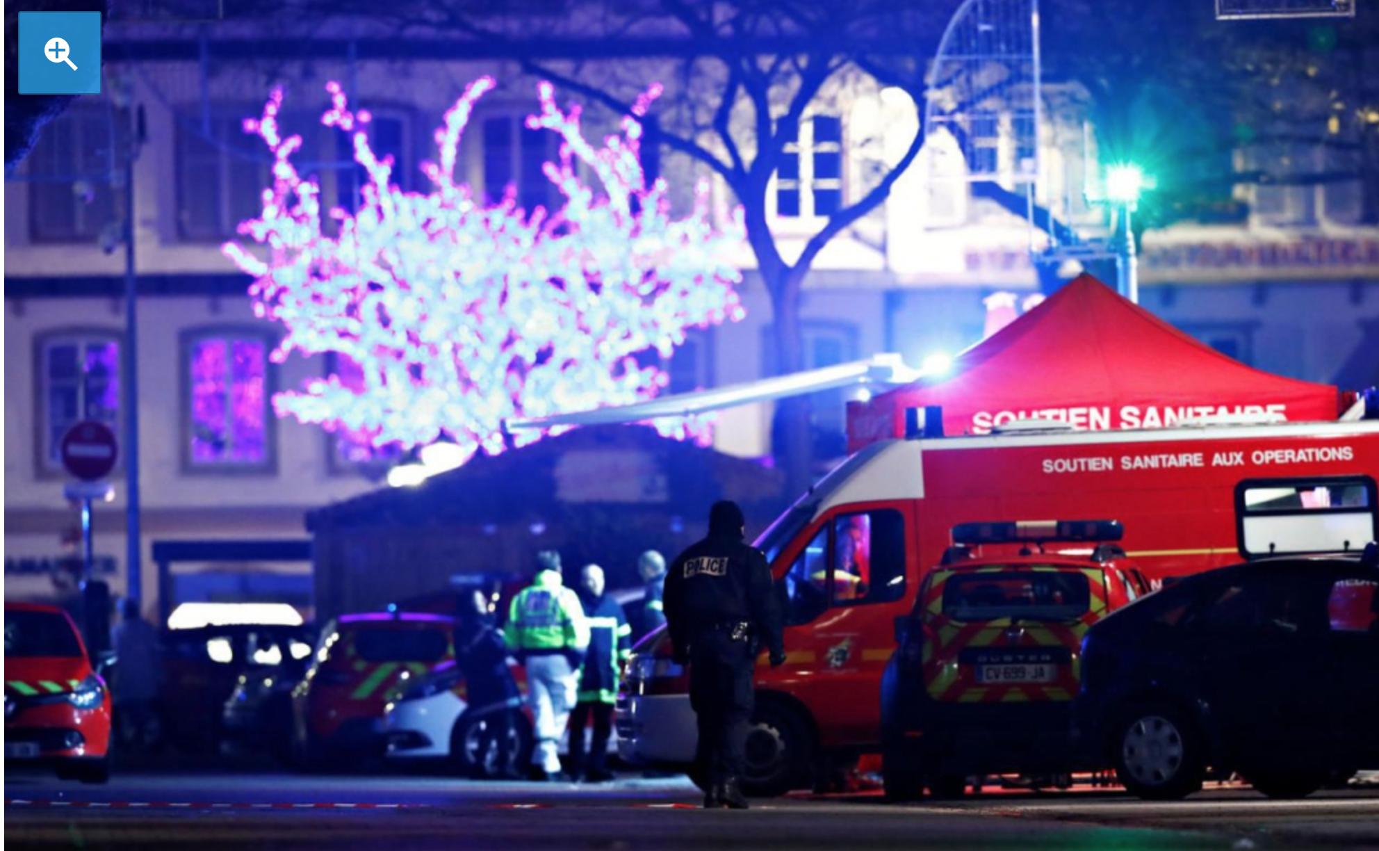 Pierre Cassen : Attentat de Strasbourg, une aubaine pour Macron (video)