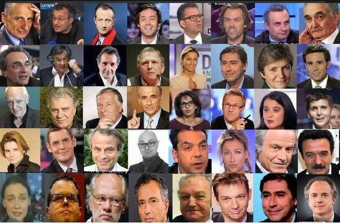 Aphatie, Elkrief et tous les journaleux veulent interdire aux GJ tout débat sur Marrakech