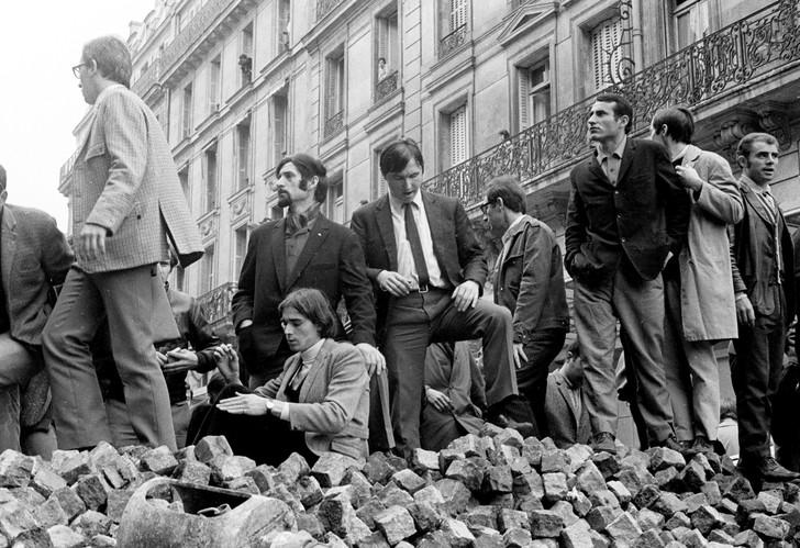 En 68, les journaleux ne compatissaient pas à la détresse des propriétaires de magasins vandalisés…