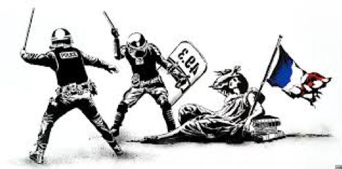 Note confidentielle sur l'état de nos forces de sécurité : elles doivent se faire haïr de la population