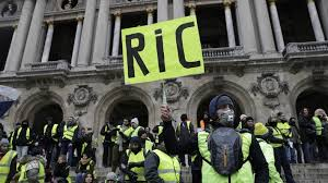 Compte-rendu de deux conférences sur le RIC (referendum d'initiative citoyenne)