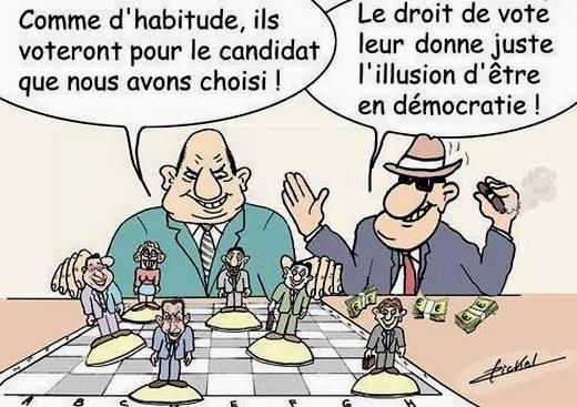 Pierre Cassen : pour le bien du peuple, il faut lui interdire de voter (video)