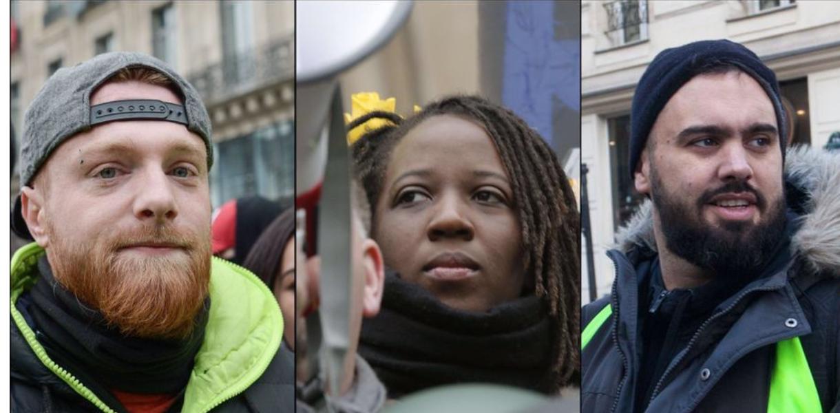 Lettre ouverte de «La France en Colère» (Priscillia Ludosky) à Emmanuel Macron