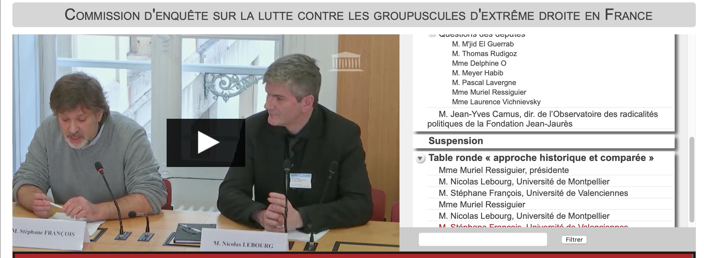Pierre Cassen : je veux témoigner contre l'extrême droite (video)