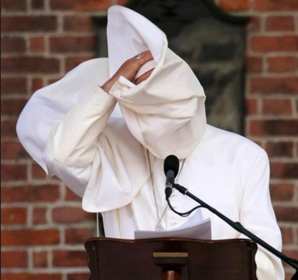 Tout fout le camp au Vatican…