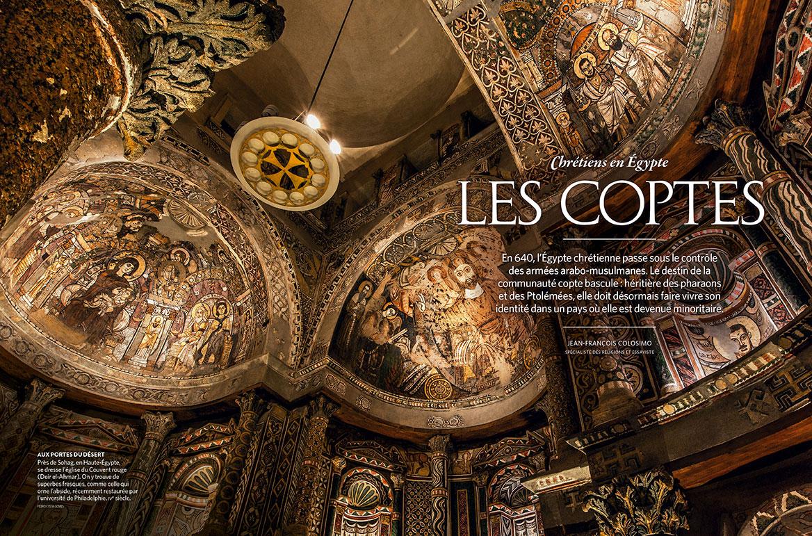 Seth, copte arrivé à Paris il y a 20 ans : «le bordel, la délinquance, c'est la faute de l'islam»