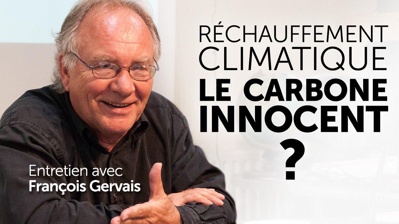 Lisez et écoutez François Gervais pour comprendre comment on nous manipule à propos du climat