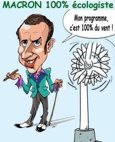 Pendant que la France brûle, Macron se soucie de la forêt amazonienne…