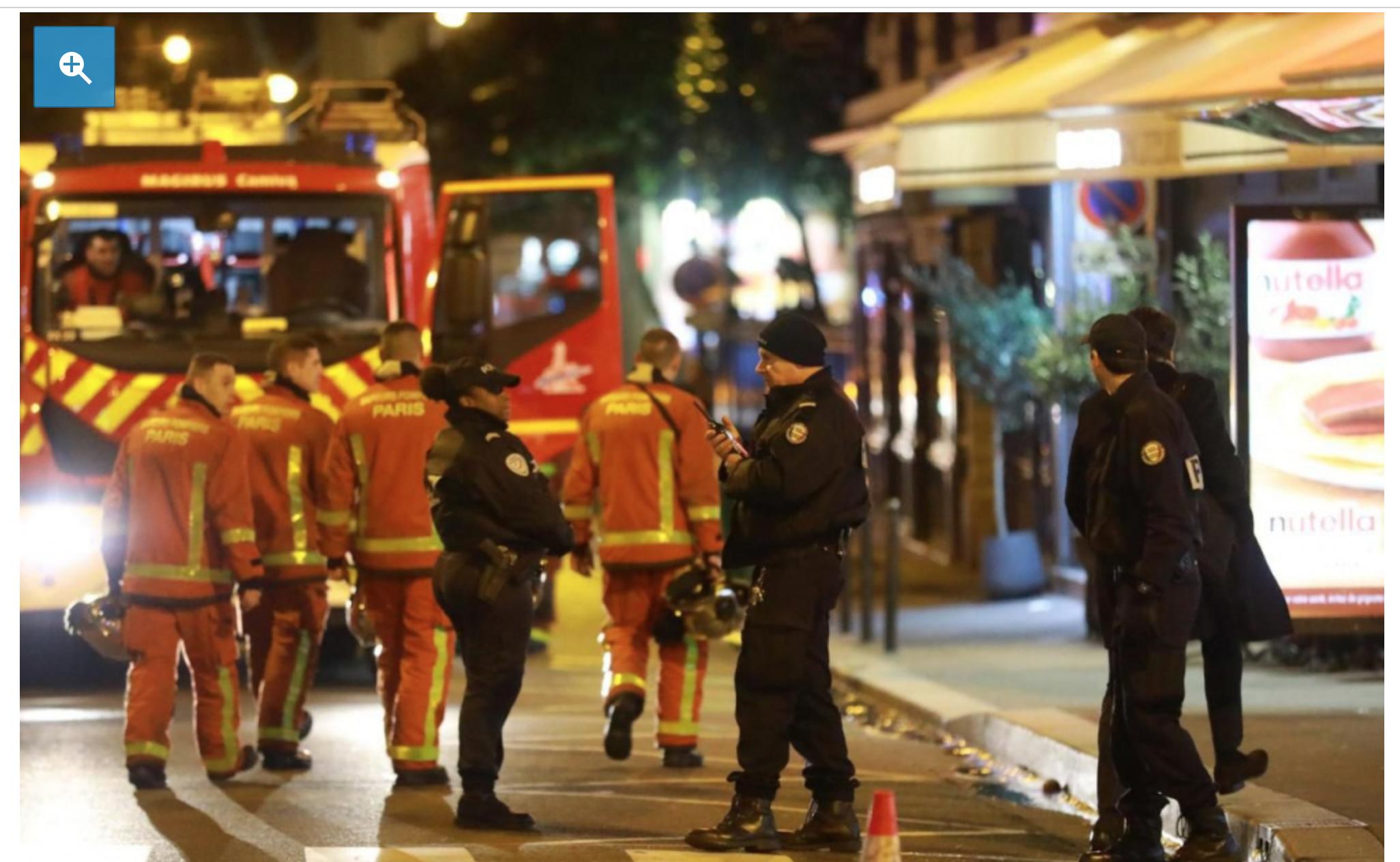 Incendie à Paris : Essia (prénom arabe) occupait-elle un logement du XVIème préempté par Hidalgo ?