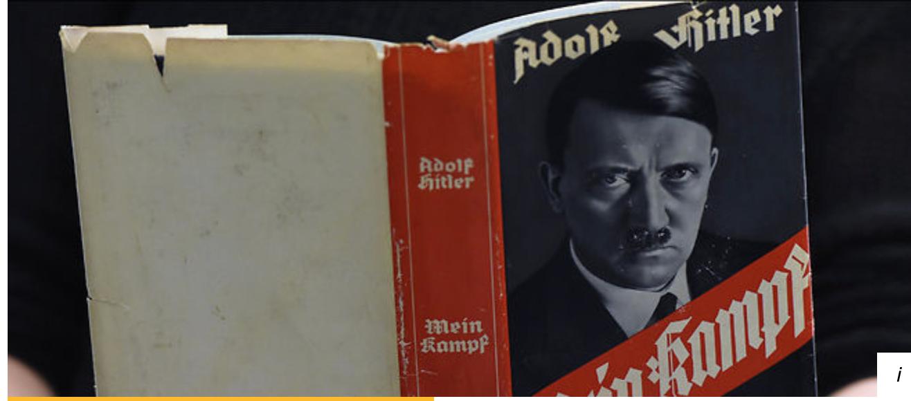 Dis donc, Ressiguier, les éditions pirate de Mein Kampf foisonnent dans le monde musulman, la faute au RN ?
