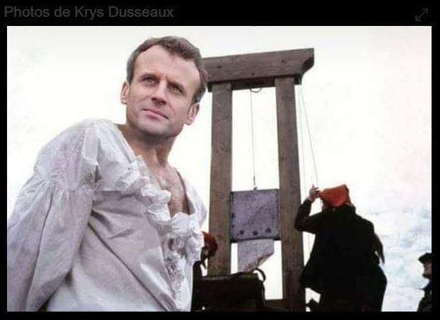 Macron : encore plus d'Europe, de chômage et de discrimination positive !