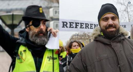 Les antifas parisiens ont voulu agresser Rodrigues et Drouet : Castaner complice !