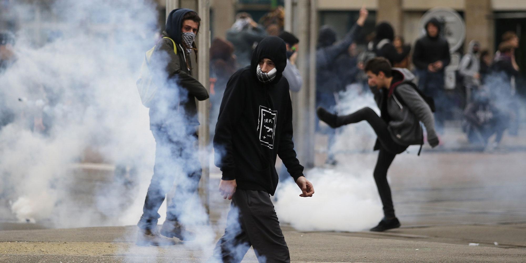 Pierre Cassen : les antifas bientôt classés terroristes… aux USA