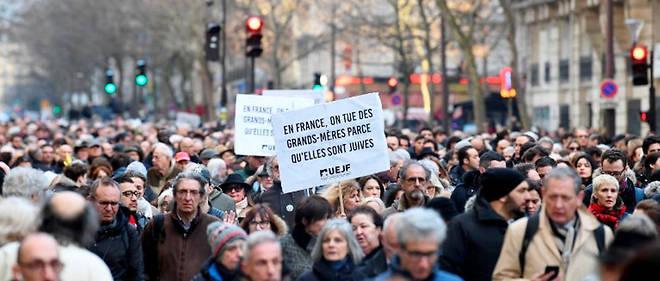 Je n'irai pas à la «Grande marche contre l'antisémitisme», sauf si elle se déroule à Saint-Denis…