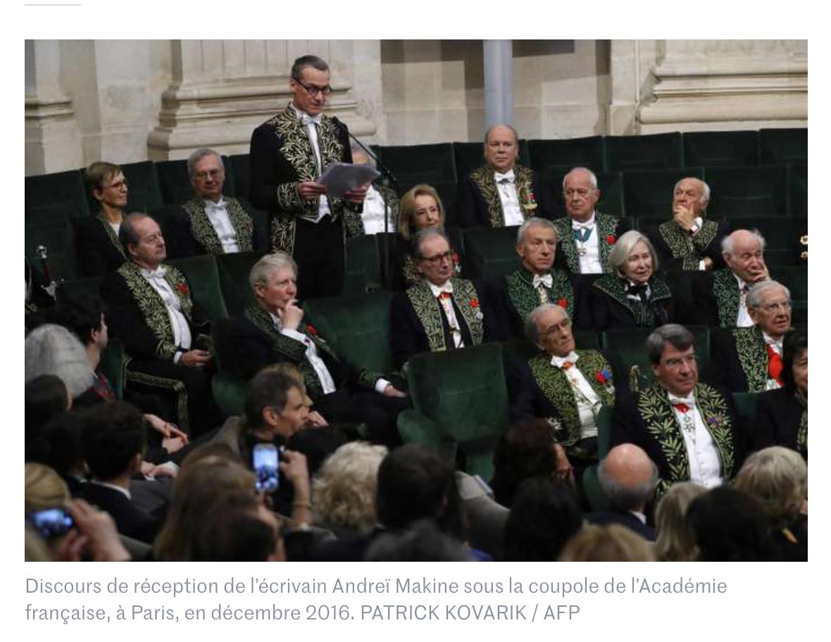 Les Académiciens ont peur de passer pour de vieux cons, en avant pour la féminisation des noms de métier