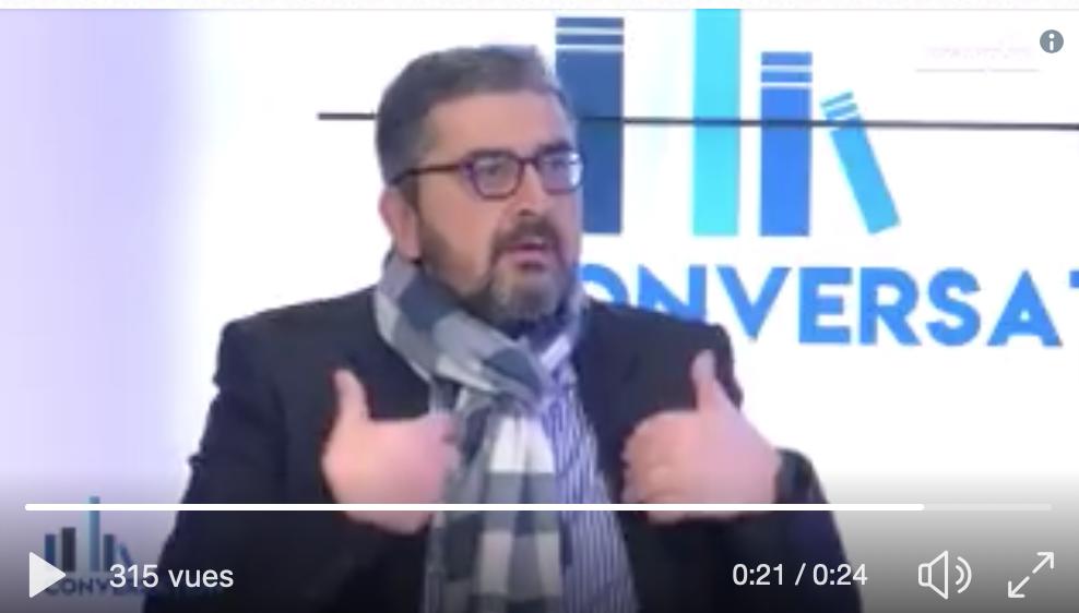 Mohamed Sifaoui : 10 à 15 millions d'Algériens pourraient arriver légalement en France