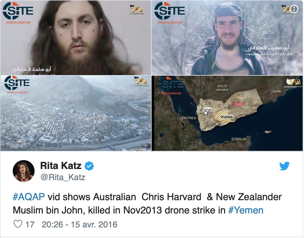Tous les articles parlant des 2 terroristes formés dans la mosquée de Christchurch ont été supprimés !