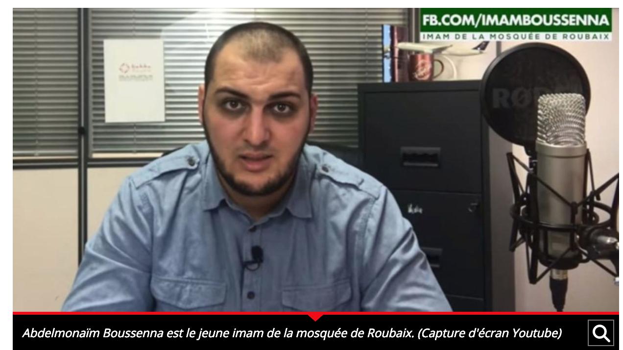 L'imam salafiste de Roubaix, Boussenna, surveillé par la police, porte plainte contre Christine Tasin ! Mdr