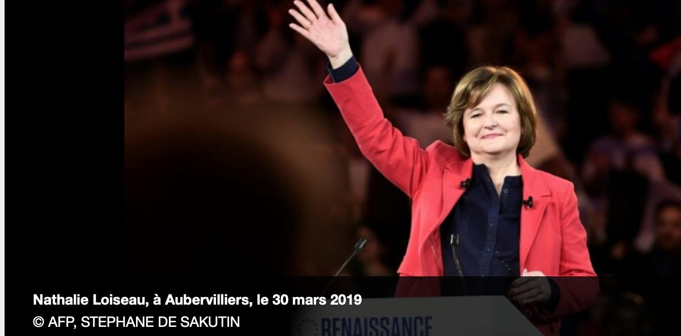 Loiseau lance «Renaissance» à Aubervilliers avec les vieux déchets Cohn-Bendit, Raffarin et Juppé !