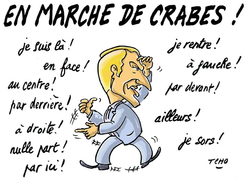 Reportage : que pensez-vous de Macron ? «Ce monsieur fait semblant…»