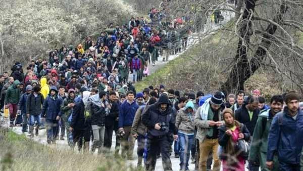 Erdogan va lâcher des dizaines de milliers de migrants sur l'Europe
