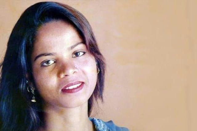 Asia Bibi coincée  au Pakistan, les Anglais ont peur des réactions des musulmans s'ils l'accueillent !
