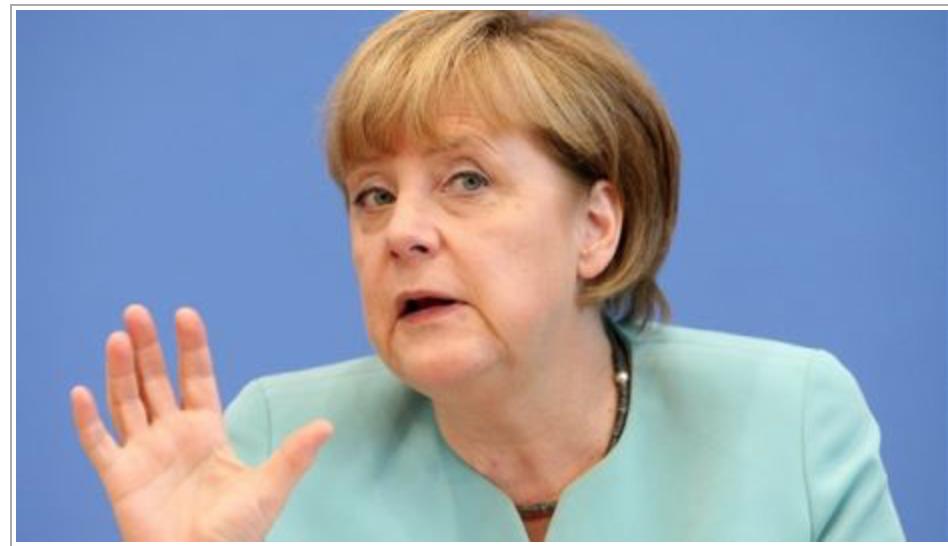 Merkel : nous avons tant à apprendre de l'Afrique…