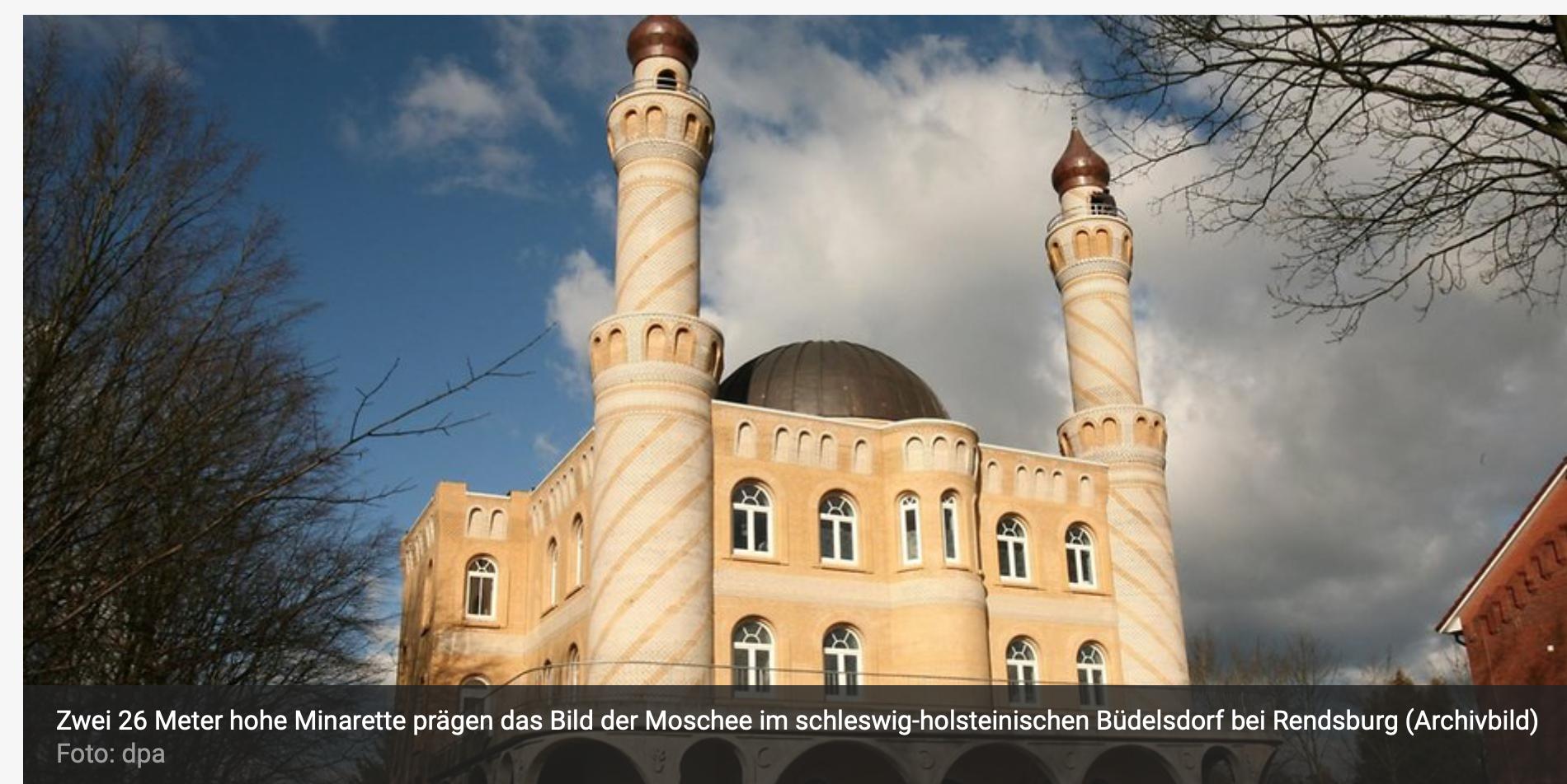 Allemagne : leur fils ne va pas à l'école pour éviter la visite de la mosquée ? Une amende !