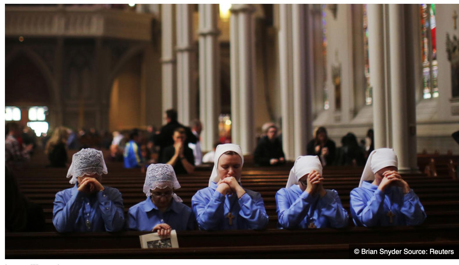 Allah Akbar dans l'église croate de Munich : un Somalien crée la panique pendant la messe de Pâques