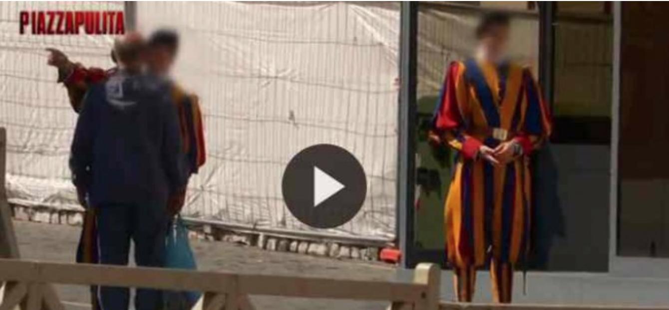 Bergoglio prêche les » portes ouvertes » , mais le Vatican rejette les migrants