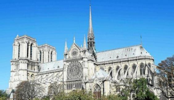 Notre-Dame : vaste spoliation en vue d'un trésor national