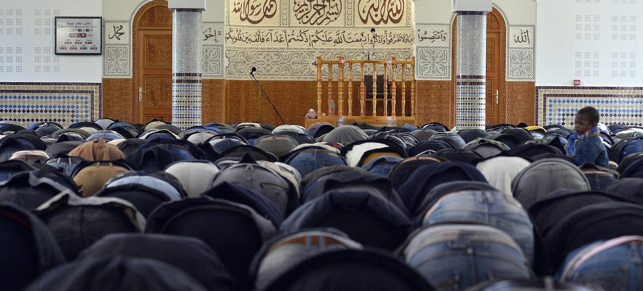 Sept mosquées radicales ont été fermées en un an