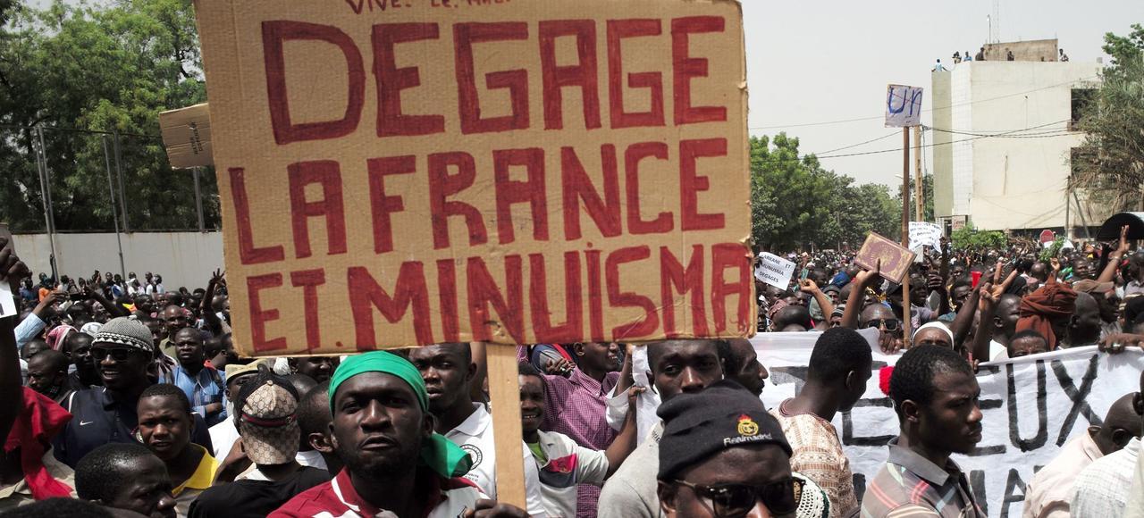 Renaud Girard: «La France au Mali, retour du piège colonial»