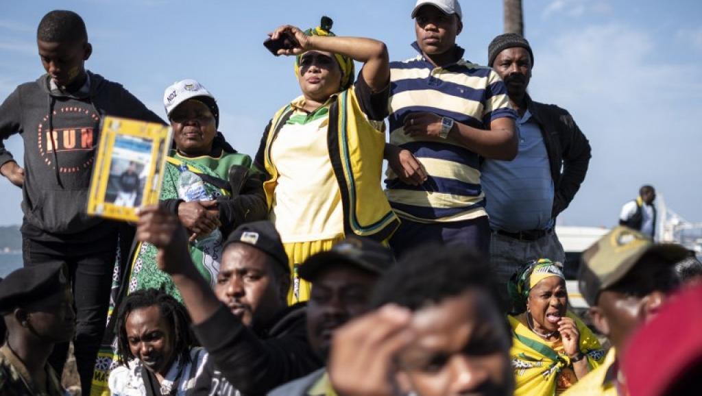 25 ans après les premières élections multiraciales, l'Afrique du Sud est devenue l'enfer sur terre