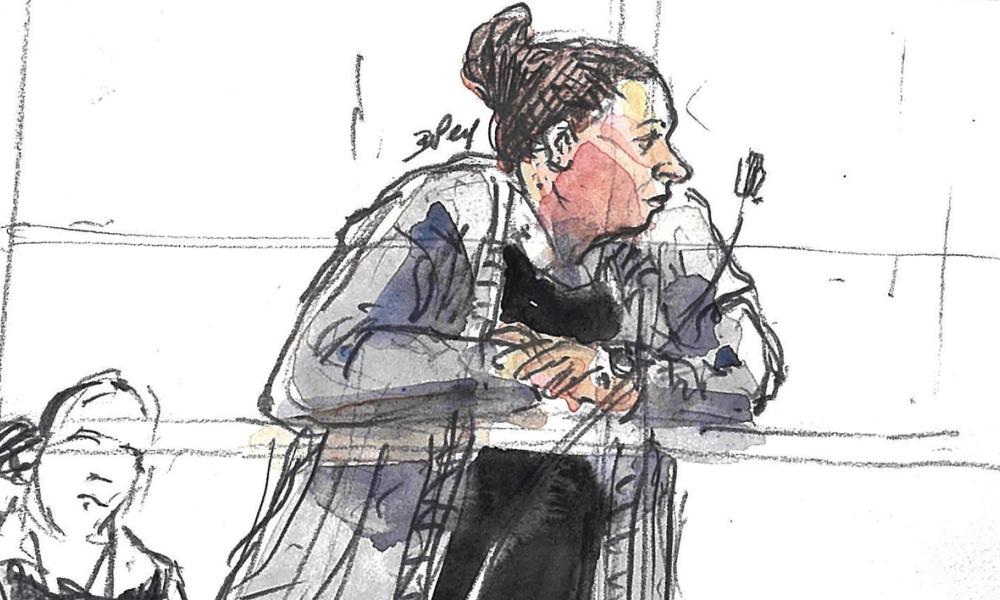 Vendredi a été condamnée Inès Madani, qui avait tenté  de faire sauter Notre-Dame avec des bonbonnes de gaz