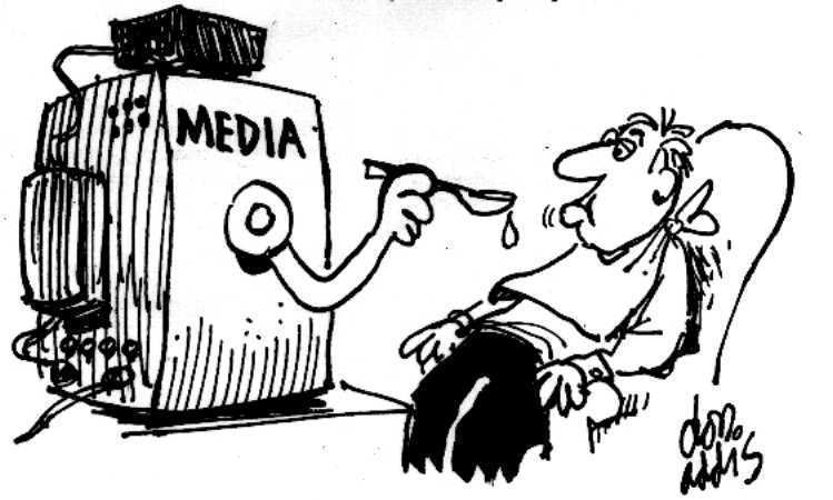 J.Y. Le Gallou : «Il faut démasquer les médias de propagande pour espérer changer la politique»