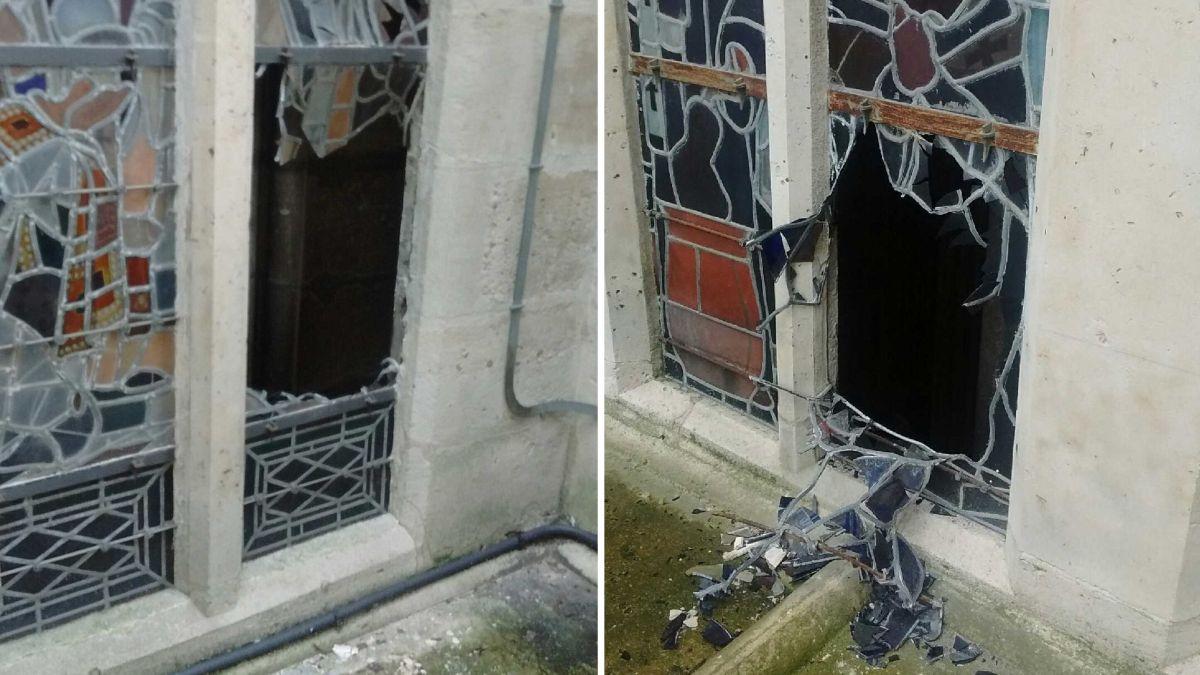 Basilique de St Denis : le profanateur est un clandestin pakistanais récidiviste en France depuis 2 mois