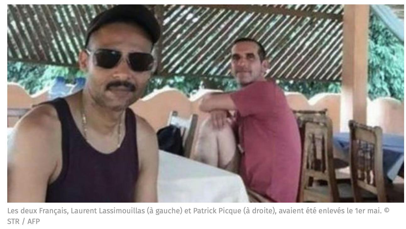 Voyage de noce des otages au Bénin : incompétence et manipulation du journaleux Fabrice Bluszez
