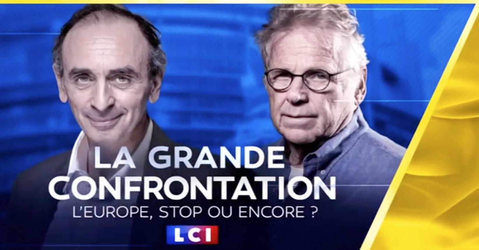 Zemmour-Cohn Bendit :le débat qu'il faut voir pour tout comprendre de l'UE et de l'avenir de la France