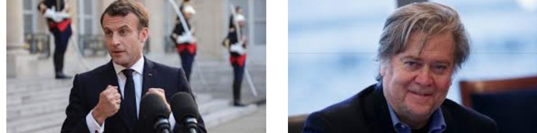 Affaire Bannon : le CSA a-t-il décompté toutes les prises de paroles de Macron du temps octroyé à LREM ?