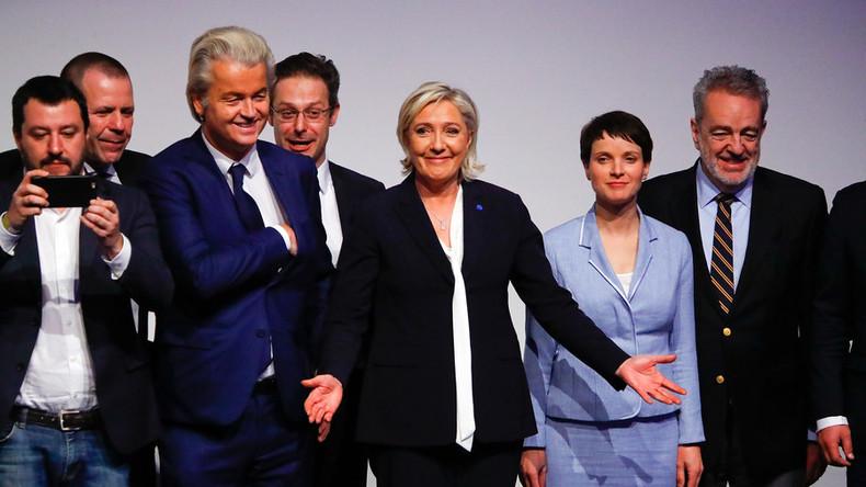 Européennes : que pèsent les populistes dans chaque pays  ? Combien de sièges possibles ?