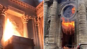 Louis Aliot interpelle le gouvernement sur la vandalisation de nos églises
