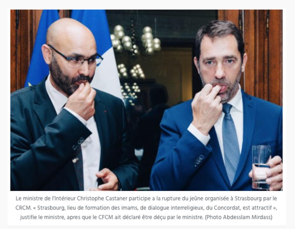 Les Frères Musulmans se renforcent en France en 2019, avec la bénédiction de la République
