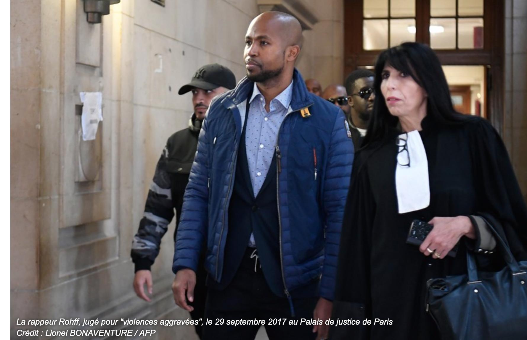Condamnation du rappeur Rohff… et hop ! 5 ans au trou ! Mais Kooba, lui, est toujours en liberté ?