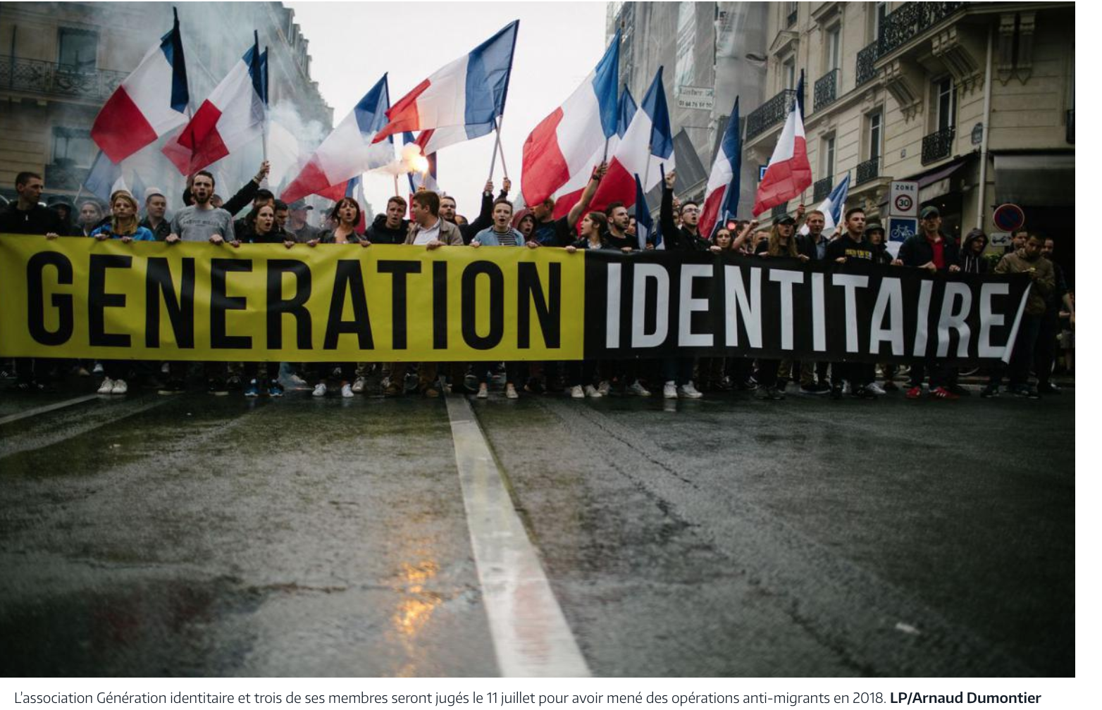 Ressiguier terrifiée par «l'extrême-droite» qui tenterait d'imposer ses idées avec ses 3000 militants !