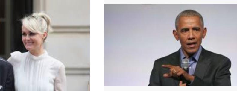 Alliés de Macron,  Laetitia Hallyday et Obama détestent la France qui les accueille quand ça les arrange
