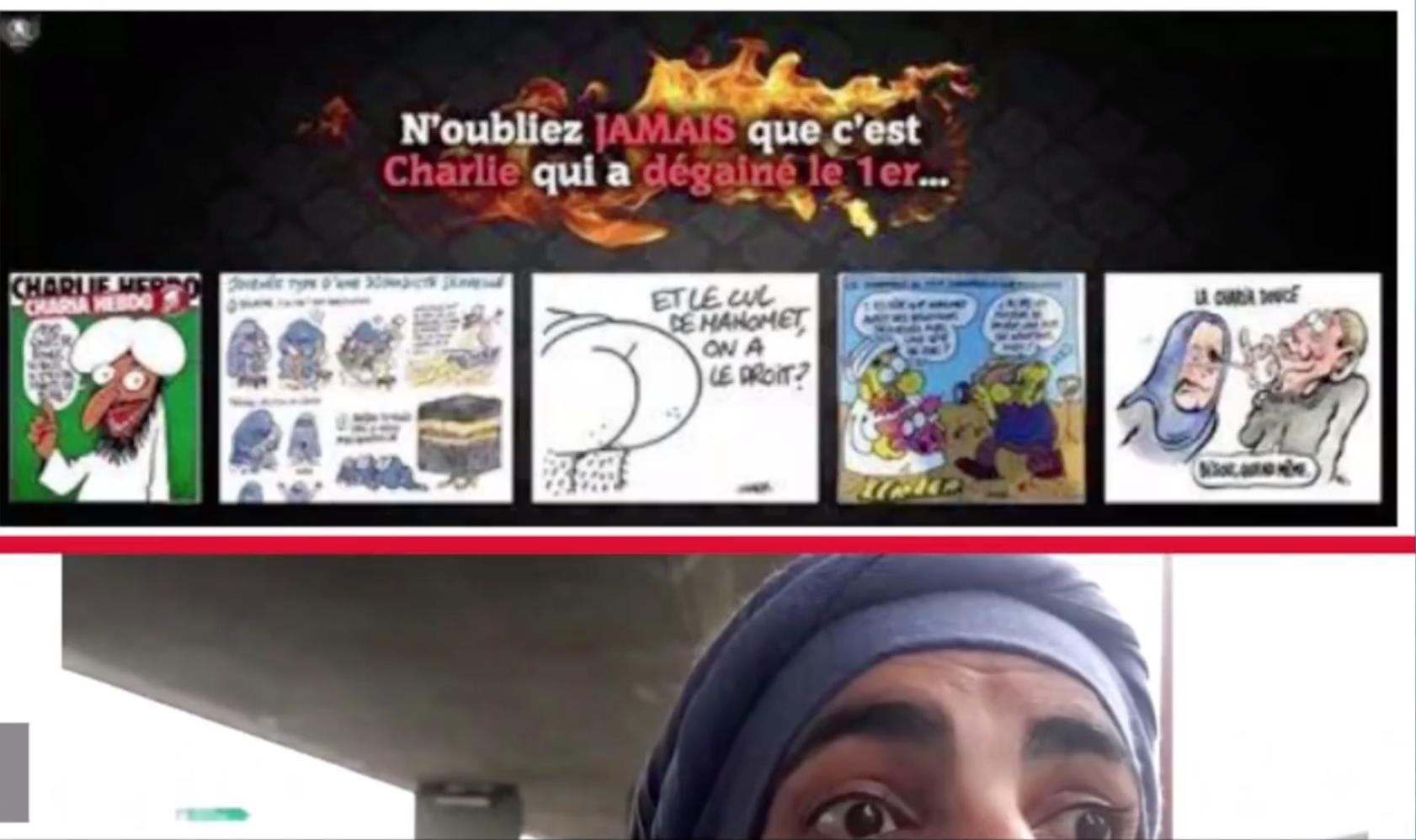 Zineb : la porte-parole d'Alliance citoyenne est une islamiste justifiant le massacre  de Charlie Hebdo
