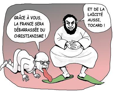 Pierre Cassen : Cazeneuve m'a traîné au tribunal pour un dessin drôle (video)