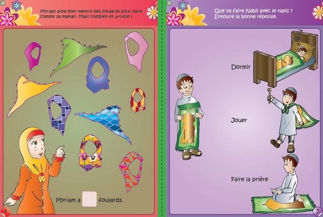 Comment les jouets et livres «100% muslim» des petits musulmans les formatent dès leur plus jeune âge