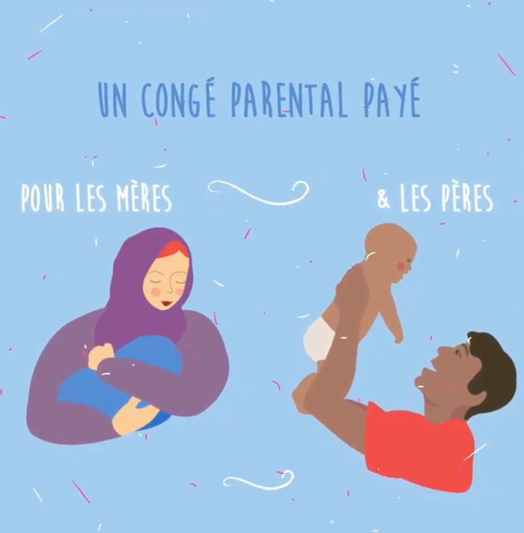 Benoît Rayski réagit à l'ignoble campagne de l'UNICEF-France  promouvant les voilées  !
